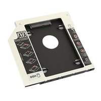 Wholesale Hard Solid Drive Ssd - Wholesale- Universal Computer Drives Mechanical SSD Hard Drive Bracket Support 9.5 Mm Solid State Support SATA3