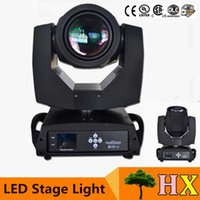 Wholesale Moving Head Touch Screen - Hot sale LED DMX lighting 7R 230W Stage DJ equipment 16 chaanels Dual Rotation Prism Touch Screen Moving Head Beam Light AC 110-240V
