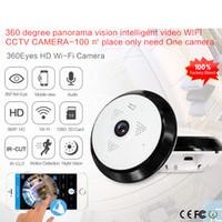 стихотворный тестер оптовых-960P Wifi IP-сети беспроводной HD камеры монитор младенца CCTV камеры безопасности поддержка SD карты EC сети панорамные камеры