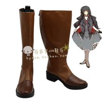 original sin - Kagerou Project MOMO Original Sin Cosplay Shoes Boots GS28