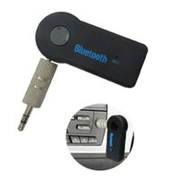 Wholesale Premium Wireless - S5Q Premium 3.5mm AUX Audio Stereo Car Wireless Bluetooth Music Receiver Adapter AAAGBL