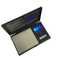 Wholesale Electronic Digital Jewelry Balance - 100g 0.01g Mini LCD Electronic Pocket Scale Stainless Steel Portable Jewelry Gold Diamond Weighting Balance Scales Free Shipping