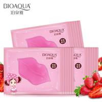 Wholesale Health Brands - Brand Lips Health Skin Care Collagen Protein Nourishing Lip Mask Exfoliating Moisturizing Dead Skin Remover Anti-Aging Tender Lipmask