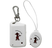 Wholesale Guard Security Wholesale - Wireless Portable Electronic Anti-lost Security Alarm Keychain Finder Locator Reminder Personal Guard Device for Child Pet Kids Luggage