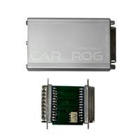 Wholesale vw programmers ecu chips resale online - 2019 carprog Full Package Carprog WIth Full Adapters Carprog V10 Car Prog ECU Chip Tuning Odometers programmer dhl free