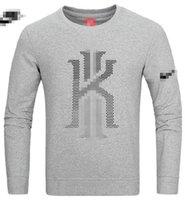 Wholesale Male Shirt Fashion Models - NK sweater spring and autumn models long sleeve Kobe Bryant T-shirt male Celtics Owen sets of sweater3