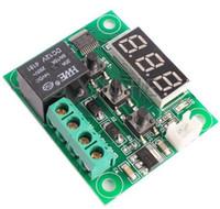 Wholesale Dc Heat - W1209 Digital LED DC 12V Temp Temperature Heat Cool Control Switch Module On Off Controller Board + NTC Sensor