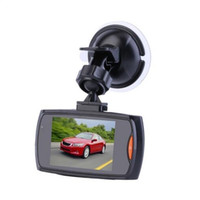 Wholesale Detection Light Dvr - Original G30 HD 1080P 2.4 inch LCD Car Camera Car DVR Vehicle Traveling Date Recorder Night Vision Tachograph