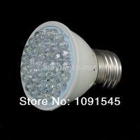 ingrosso il led rosso 3w aumenta di luce-LED Pianta Grow Light AC110-220V 3W E27 ROSSO BLU 38LED Idroponica o serra per la crescita delle piante lampadina led garanzia