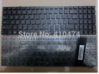 Wholesale New Keyboard For Asus Laptop - New Free Shipping Laptop US Keyboard for ASUS N56 N56V N76 U500VZ R500V R500 R505 S550C R500A