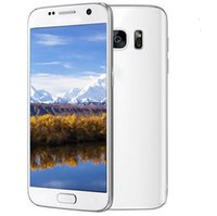 "Wholesale Goophone Unlock - Goophone 1:1 S7 Show Octa Core 64bit 4G LTE 5.1"" Real Quad Core MTK6580 1GB 8GB Metal 1280*720 Unlocked Smartphone High Quality"