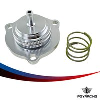 Wholesale Dump Valve - PQY RACING-New Type Silver BLOW OFF DUMP VALVE for VAUXHALL OPEL ASTRA CORSA 1.4 TURBO Bov adapter PQY5794SL