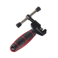 Wholesale Handle Grips For Bicycles - Cycling Mini Steel Cut Chain Splitter Cutter Breaker Repair Tool Mountain Bicycle Two Color Grip for Comfortable Handling 2505042