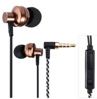 Wholesale Used Ear Plugs - Brand New JBMMJ SUR S808 HiFi In-ear 3.5MM Plug Stereo Music Earphones with Mic Use for Computer,Mobile phone,Portable palyer