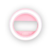 Wholesale Big Leds - 30 leds beauty Flash light Big selfie ring light with clip on smart mobile phones