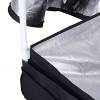 "Wholesale Heat Treat - 32""x32""x63"" Indoor Grow Tent Room Reflective Hydroponic Non Toxic New"