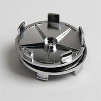 tapas del centro de la rueda bmw 68mm al por mayor-Tapones de centro de rueda de 68 mm para BMW X3 cubiertas de rueda de coche de alto rendimiento para BMW X5