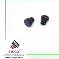 Wholesale M12 Cable - Breather vent plug M12*1.5 protective screw in vent and waterproof IP68 plastic cable gland