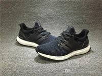 Wholesale Pink Fishing Box - REAL ULTRA BOOST 3.0 TRIPLE BLACK BA8842 RUNNING SHOES 350 BOOST ZEBRA ULTRABOOST HYPEBEAST PRIMEKNIT CORE BLACK WHITE ATHLETIC SNEAKERS