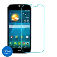 Wholesale Screen Protector Acer - 9H Explosion-proof Front LCD Tempered Glass Film Screen Protector for Acer Liquid Jade Z   Jade S S56 S57 Screen Protector