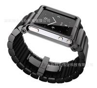 Wholesale Cheap Titanium Bands - Wholesale-Cheap iWatchz Elemental Collection Wrist Strap Watch Band for iPod Nano 6th407