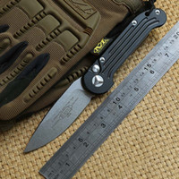 Wholesale top survival gear - MT LUDT TOP Tactical Flipper folding knife D2 blade 6061-T6 Aluminum handle outdoor gear Survival camping hunting pocket Knives EDC tools