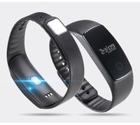 Wholesale Free Mobile Homes - 2017 Hot New Smart Fitband Wristband Heart Rate Monitor Bluetooth Bracelet 2017 New Technology Free Shipping Via Epacket Mobile Accessories