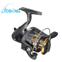 Wholesale Spinning Reel 3bb - Bobing Gear 5.0:1 3BB Left Right Fishing Spinning Reel Interchangeable Fishing Reels Bait Casting Corrosin-resistant Lure Coil
