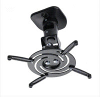Wholesale Universal Projector Mounts - !New Arrival 360 Degrees universal TV Screen Projector Ceiling Wall Mounting Bracket projector ceiling mount bracket