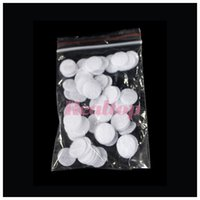 Wholesale Selling Bag Machine - Hot selling!!! 1000pcs per Bag 11mm or 18mm cotton filters for microdermabrasion diamond dermabrasion Skin Peeling Parts machine