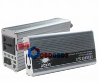 Wholesale Dc 12v Power Battery - Home Power Inverter 1500W Without UPS Modified Sine Wave DC 12V TO AC 220V Car Battery Charger Power Switch DOXIN CNP Free