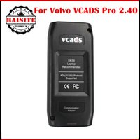 Wholesale Truck Diagnostic Sale - Free DHL VCADS Pro Top-rated for Volvo Vcads PRO 2.40 Retail Price for Volvo VCADS Pro Truck Diagnostic Tool Hot Sale For Volvo