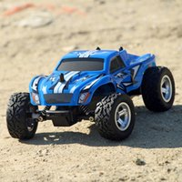 Wholesale Rc Car 24 Scale - Wholesale- 2017 New Remote Control RC Car Toy HELICMAX K24-2 1 24 Scale 2.4Ghz 2 Wheel Drive High Quality ABS 4xAA Rechargeable Battery
