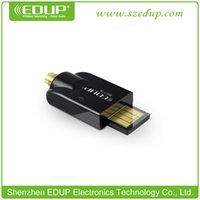 High Power EDUP EP-MS150N Ralink 5370 150Mbps USB Lan rete WiFi Wireless Card Adapter con antenna 5dBi