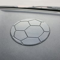 Atacado - New Arrival Car Football Anti-Slip Dashboard Sticky Pad Antiderrapante Mat Holder GPS Cell Phone jy28