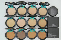 Wholesale Normal Water - Makeup Fix Face Powder Plus Foundation 15g EUB &USPS Free shipping