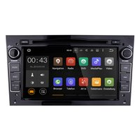 Wholesale Dvd Vectra - Joyous(J-8838) Opel Android 5.1 Head Unit Car DVD Player Vectra Corsa Meriva Zafira Wifi GPS Bluetooth Radio Canbus Capacitive Touch screen