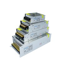 Wholesale 36w 12v Led Power Supply - UL CE SAA standard Switching Power Supply 12V 36W 60W 100W 150W 200W 240W 300W 360W for LED Strips LED Modules AC100-240V