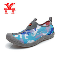 Wholesale Aqua Sandals - Wholesale-2016 Free Shipping Outdoor Wading Men Aqua Shoes ,Fast Dry Summer Shoes Sandals Lightweight Breathable Water Sport Shoes For Men