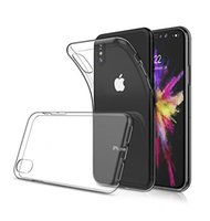 capa de iphone transparente ultra fina venda por atacado-Cristal claro case para iphone x iphone 8 7 6 plus se ultra-fino fino transparente gel tpu case