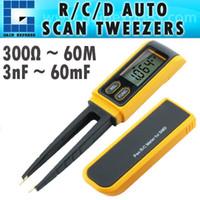 Wholesale Digital Rcd - VA-505B Digital RCD Capacitance Meter Tester Multimeter SMD Resistance Diode Test