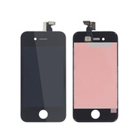 Wholesale Cheapest Iphone Display - Cheapest price touch display lcd digitizer for iPhone 4s cheap price free dhl shipping screen lcd