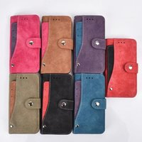 Wholesale Iphone Rotating Leather Case - For iPhone 6 6S Plus Luxury 90 degree rotating Wallet Flip Hybrid leather Case Cover With Card Slots for Galalxy S7 6plus
