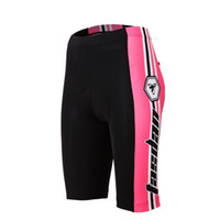 Wholesale Tasdan Professional Cycling Shorts Reflective Transfer Printing Compressed Womens Shorts Pants Mountain Bike Shorts for Biker