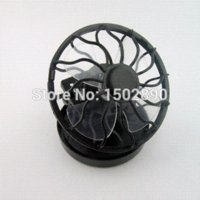 Wholesale Solar Fan For Home - Clip-on Solar Cell Fan Sun Power Energy Panel Cooling Cooler for Hiking Camping cooler refrigerator cooler brands
