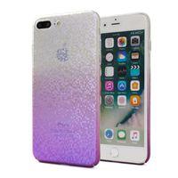 caixa do telefone do mosaico venda por atacado-Mosaico padrão case para iphone x iphone 8 plus gradiente cor pc phone case para samsung galaxy note 8 s8 além de