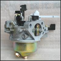 сборка honda part оптовых-Карбюратор в сборе подходит для двигателя Honda GX270 9HP бесплатная доставка новый карбюратор запасные части #16100-ZH9-821