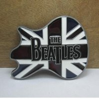 Wholesale In stock new cm width The beatles music blet buckle fashion accessories Belts Accessories zinc alloy hot sale