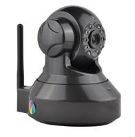 cctv eğim kamerası toptan satış-960 P IP KAMERA 1.3MP kablosuz kamera wifi kapalı IR-Cut Pan / Tilt 2 yönlü ses Hareket Alarm P2P ev güvenlik kamera CCTV kamerası