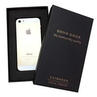 ingrosso casi di telefono per androidi-Scatola per imballaggio al dettaglio Iphone 7 7 plus 6 6s plus Custodie per imballaggio Scatole per imballaggio Android per telefoni cellulari